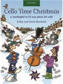Cello Time Christmas - Book/CD. Sheet Music, CD