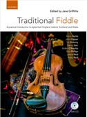 Ed. Jane Griffiths: Traditional Fiddle (Book/CD). Violin Sheet Music, CD