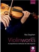 Ros Stephen: Violinworks (Book 1/CD)
