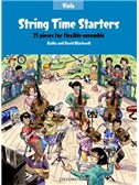 Kathy Blackwell/David Blackwell: String Time Starters - Viola
