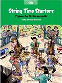 Kathy Blackwell/David Blackwell: String Time Starters - Cello