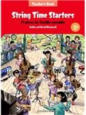 Kathy Blackwell/David Blackwell: String Time Starters - Teacher