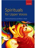 Spirituals for Upper Voices (Vocal Score)