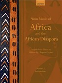 Piano Music Of Africa And The African Disapora - Volume Two