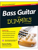 Patrick Pfeiffer: Bass Guitar For Dummies - 3rd Edition
