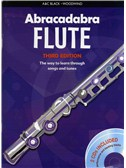 Abracadabra Flute - Third Edition (Book And 2 CDs)