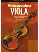 Peter Davey: Abracadabra Viola - 3rd Edition (Pupil