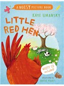 Little Red Hen: A Noisy Picture Book