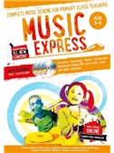 Music Express: Age 5-6 - Year 1 (Book/3CDs/DVD-ROM) Second Edition
