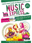 Music Express: Age 10-11 - Year 6 (Book/3CDs/DVD-ROM) Second Edition