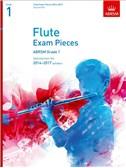 ABRSM Exam Pieces 2014-2017 Grade 1 Flute/Piano (Book Only)