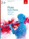 ABRSM Exam Pieces 2014-2017 Grade 2 Flute/Piano (Book/CD)