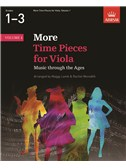ABRSM: More Time Pieces For Viola - Volume 1