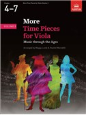 ABRSM: More Time Pieces For Viola - Volume 2