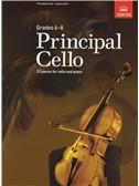 ABRSM: Principal Cello (Book/CD)