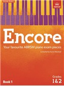 ABRSM: Encore - Book 1 (Grades 1 and 2)