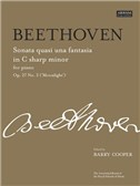 Ludwig Van Beethoven: Sonata No.14 In C Sharp Minor Op.27 No.2