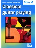 Registry Of Guitar Tutors: Classical Guitar Playing - Step Two