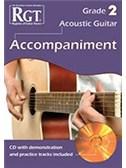 Registry Of Guitar Tutors: Acoustic Guitar Accompaniment - Grade 2 (Book/CD)