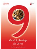 9 Carols and Readings For Choirs