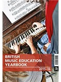 British Music Education Yearbook 2015-2016