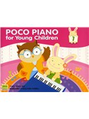 Ying Ying Ng/Margaret O Sullivan Farrell: Poco Piano For Young Children - Book 1