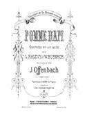 Jacques Offenbach: Pomme D'Api