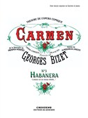 Georges Bizet: Carmen - No. 3 Habanera (Voice/Piano). Sheet Music