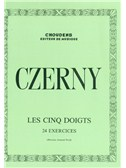 Carl Czerny: Les Cinq Doigts - 24 Exercices