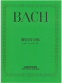 J.S. Bach: Two And Three Part Inventions