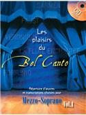 Les Plaisirs Du Bel Canto - Mezzo-Soprano (Volume 1)