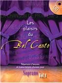 Les Plaisirs Du Bel Canto - Soprano (Volume 1)