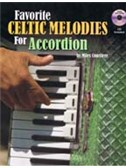 Miles Courtiere: Favourite Celtic Melodies For Accordion