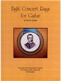 Scott Joplin: Eight Concert Rags For Guitar