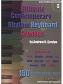 Andrew D. Gordon: Ultimate Contemporary Rhythm Keyboard Grooves (Book/CD)