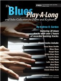 Andrew D. Gordon: The Blues Play-A-Long And Solos Collection For Piano And Keyboards (Book/CD)