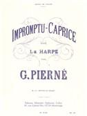 Gabriel Piern': Impromptu-Caprice Op.9 (Harp Solo)