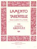 Grovlez, Gabriel : Livres de partitions de musique