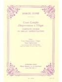 Marcel Dupré: Cours Complet d'Improvisation Vol.2