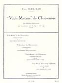 Paul Jeanjean: Vade-Mecum du Clarinettiste (Clarinet Solo)