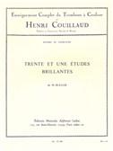 Henri Couillaud: 31 Etudes Brillantes De Michel Bléger (Trombone)