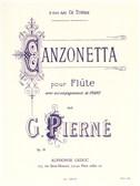 Gabriel Piern': Canzonetta Op.19 (Flute & Piano)