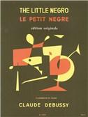 Claude Debussy: Le Petit Nègre (Clarinet/Piano) (Périer)