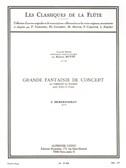 Jules-Auguste Edouard Demersseman: Grande Fantaisie de Concert Op.52 (Classiques No.76) (Flute and Piano)