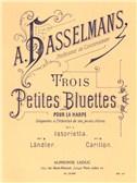 Alphonse Hasselmans: 3 Petites Bluettes Op.28 (Harp solo)
