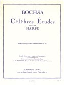Robert Nicolas-Charles Bochsa: Célèbres Études - Twenty-Five Studies Op.62