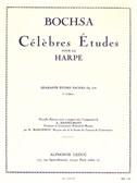 Robert Nicholas Charles Bochsa: 40 Etudes faciles Op.318, Vol.2 (Harp solo)