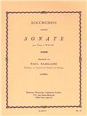 Luigi Boccherini: Sonata For Violin And Cello (Bazelaire)
