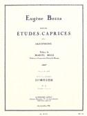 Eugene Bozza: 12 Etudes-Caprices