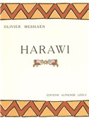 Harawi Pour Chant Et Piano